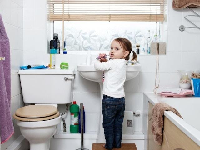 Kleine Badkamer Creeer Meer Opbergruimte Met Deze 5 Tips Badkamerinrichting Livios