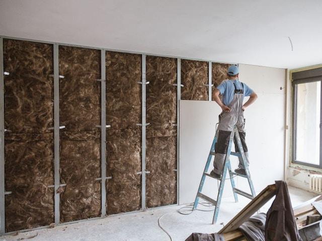 isolatie muur isoleren binnenmuur binnenmuren muurisolatie