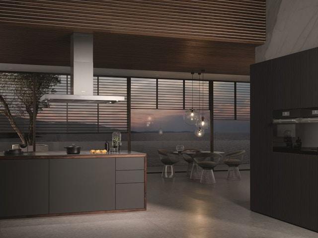 keuken keukentoestel keukentoestellen dampkap kookplaat oven