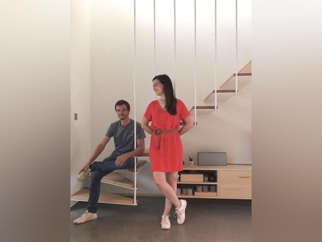 DAST Architectenduo Eline en Simon