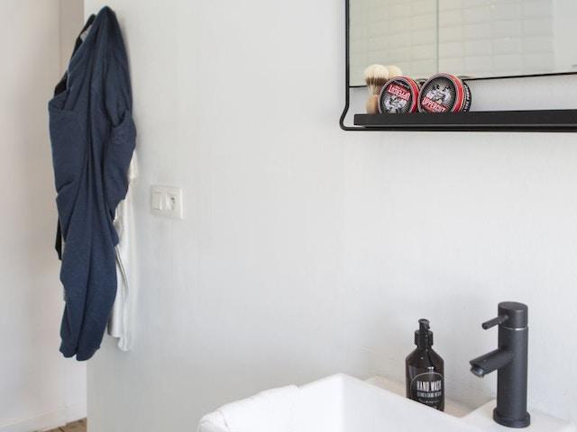 Peinture d'intérieur de salle de bain 800x600