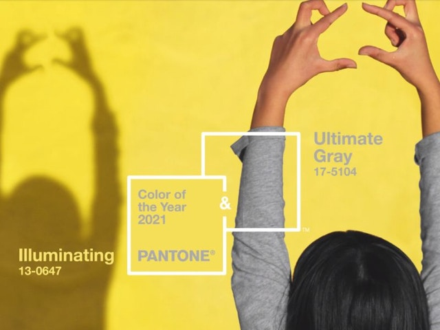 Pantone kleur van het jaar 2021