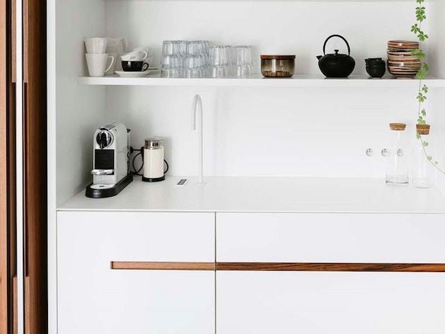keukenkast ontbijtkast Aqualex - Stam Architecten - Fotograaf The Fresh Light