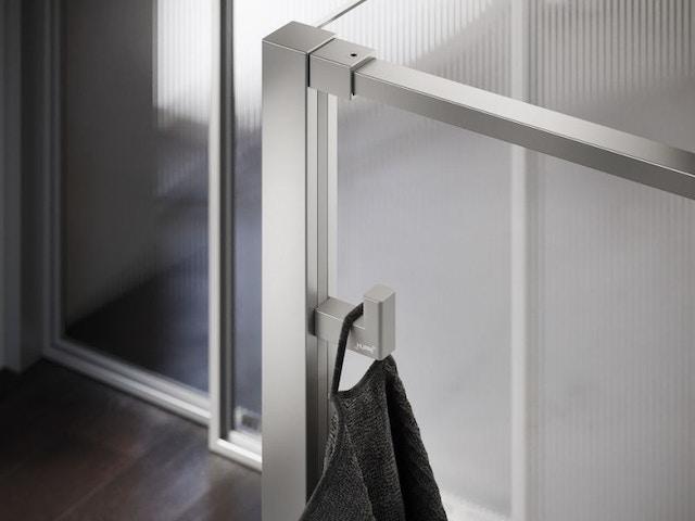 batibouw 2021 badkamer hüppe accessoires badkamer