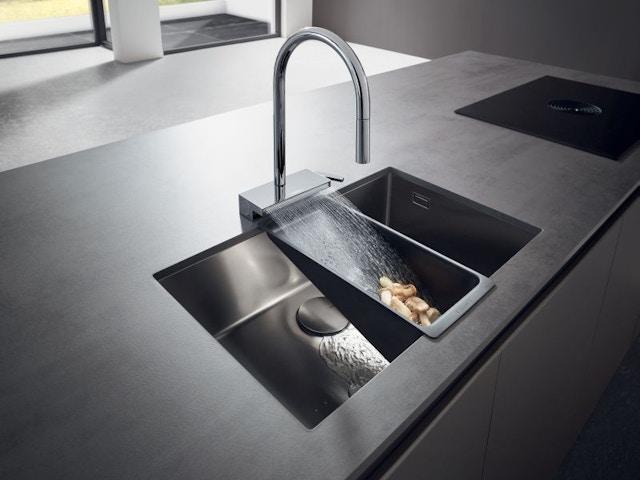 800x600 Batibouw 2021 Robinet pour évier de cuisine