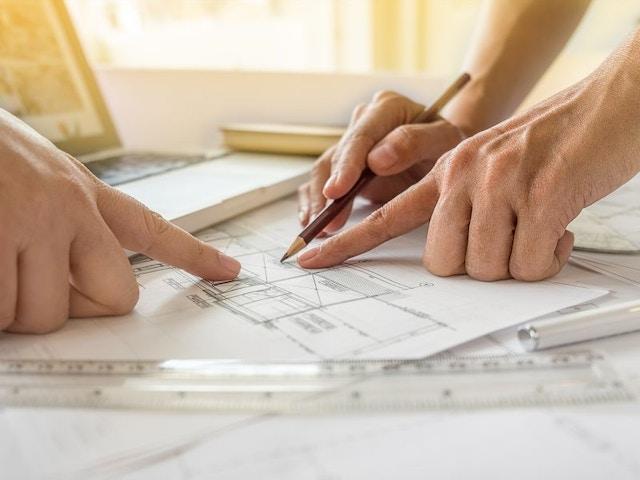 benovatie renovatie shutterstock plan architect