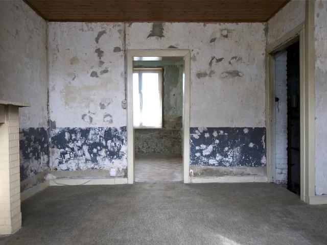 RenovActive Bon Air huiskamer voor renovatie
