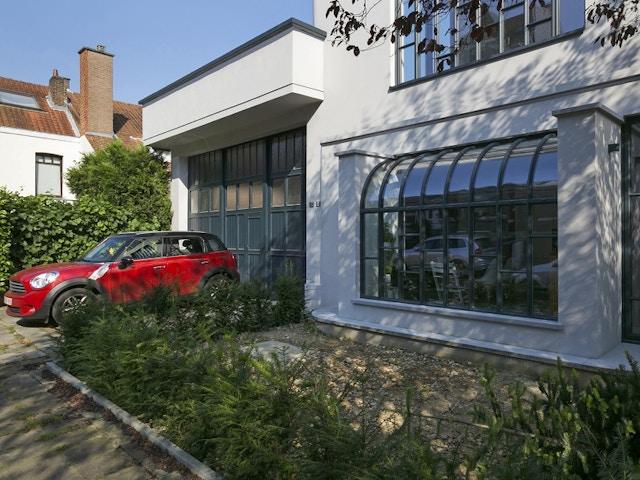 renovatie verbouwing garage Alexandre Samuel IGB