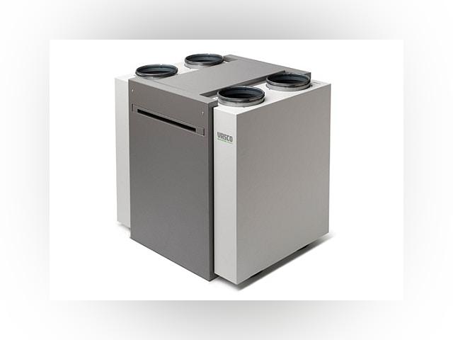 ventilatie ventilatie-unit