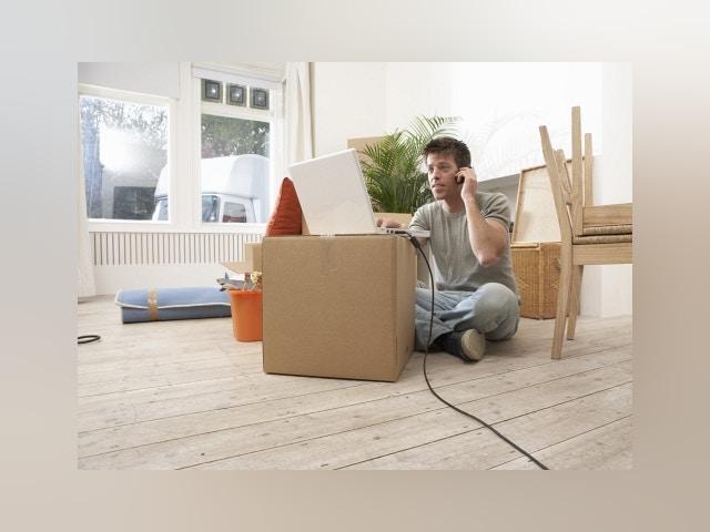 verhuizen verhuis nieuw huis nieuwe woning