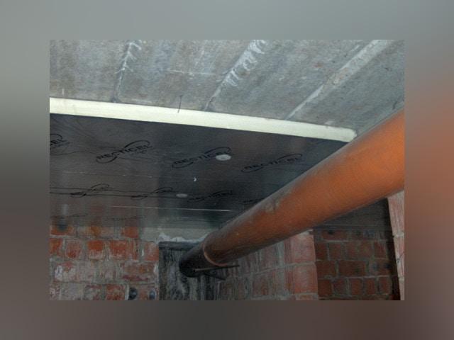 na-isolatie kruipkelder harde isolatieplaten isoleren