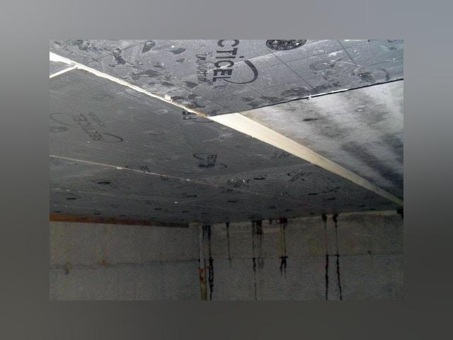 na-isolatie kruipkelder kelder harde isolatieplaten pur isolatie