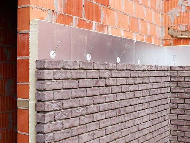 isolatie muur muurisolatie spouwmuur isolatieplaat muuropbouw opbouw muur