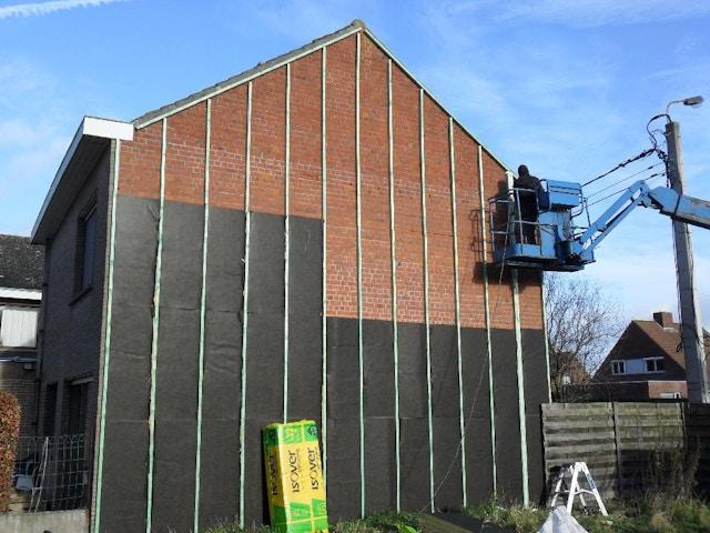isolatie muur muurisolatie na-isolatie isoleren gevel glaswol Isover Mupan Facade.JPG