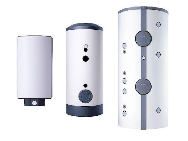 verschillende soorten boilers