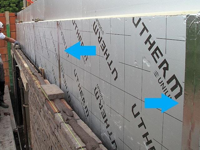isolatie muur muurisolatie gevel