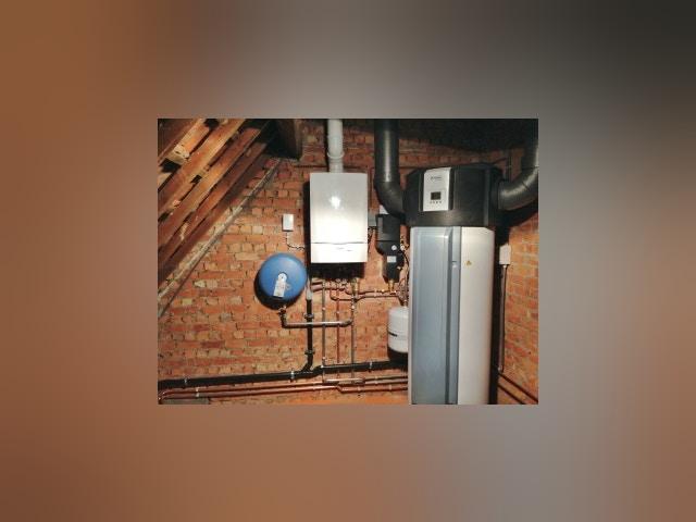 Azorra en Calenta - Warmtepompboiler met gaswandketel - Remeha.JPG