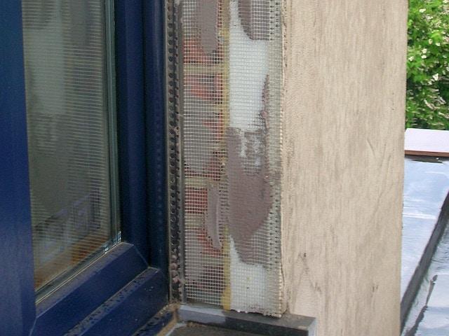 Fenêtre de finition
