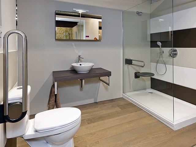 badkamer rolstoelvriendelijk levenslang wonen