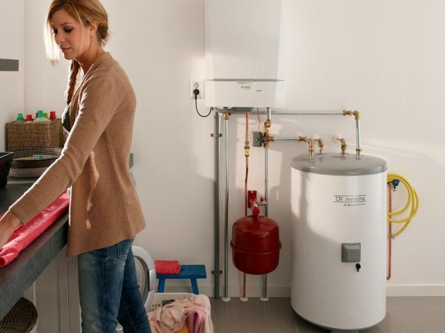 boiler berging