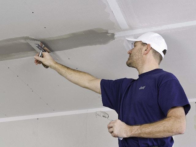 plafond aannemer pleisterwerken