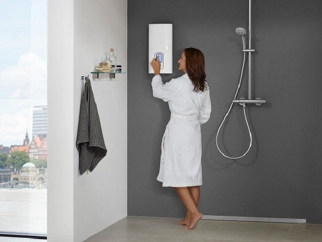 doorstromer sanitair badkamer
