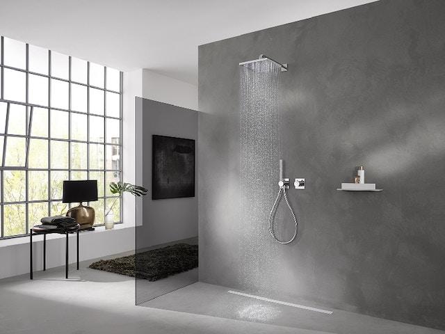 badkamer douche inloopdouche regendouche