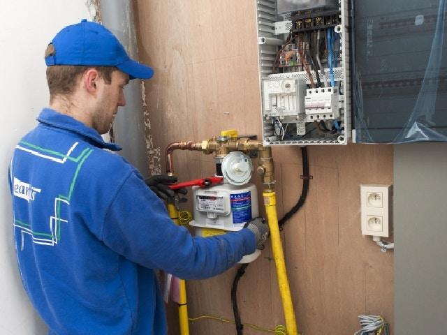 gas eandis gasaansluiting