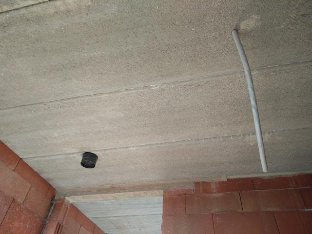 plat dak elektriciteit