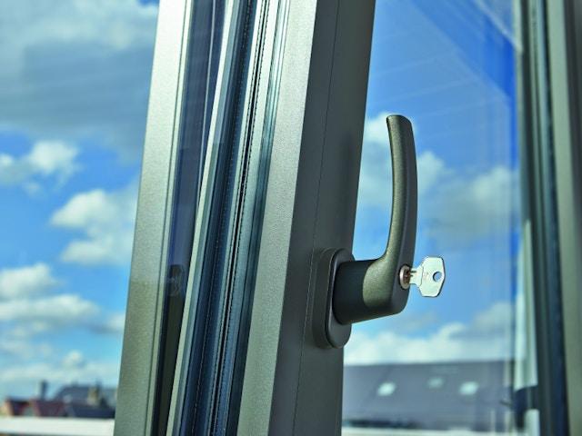 raamgreep beslag sleutel raam
